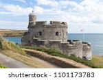 Ancient St Mawes Castle In...