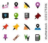 solid vector ixon set  ... | Shutterstock .eps vector #1101175346