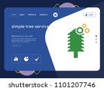 quality one page simple tree...