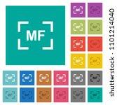 camera manal focus mode multi...   Shutterstock .eps vector #1101214040