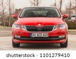 istanbul turkey   february 12...   Shutterstock . vector #1101279410