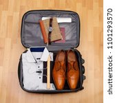 Man\'s Suitcase For Short...