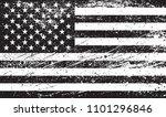 vintage american flag.grunge... | Shutterstock .eps vector #1101296846