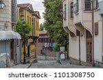 plovdiv  bulgaria   may 24 ... | Shutterstock . vector #1101308750
