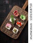 set of different mini... | Shutterstock . vector #1101318710