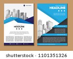 business abstract vector... | Shutterstock .eps vector #1101351326