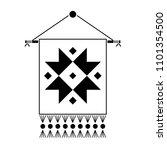 carpet. design element based on ...   Shutterstock .eps vector #1101354500