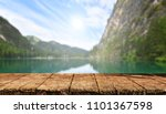empty table background | Shutterstock . vector #1101367598