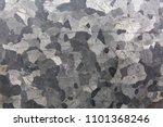 zinc galvanized metal texture.... | Shutterstock . vector #1101368246