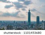 taipei  taiwan   may 20  2018 ... | Shutterstock . vector #1101453680