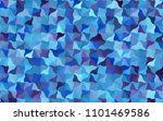 light pink  blue vector shining ...   Shutterstock .eps vector #1101469586