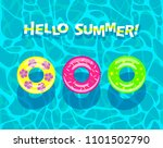 """hello summer""   colorful... 