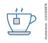 instant tea vector icon | Shutterstock .eps vector #1101504878
