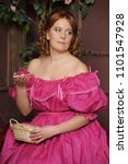 Small photo of medieval lady (victorian, lady, woman)