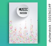 minimal covers design.abstract... | Shutterstock .eps vector #1101561149