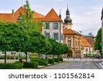 maribor  slovenia   april 29 ... | Shutterstock . vector #1101562814