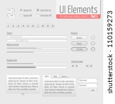 light ui elements part 1 ...