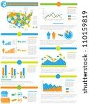 infographic demographics of...   Shutterstock . vector #110159819