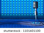 live music background... | Shutterstock . vector #1101601100