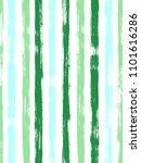tartan watercolor brush stripes ... | Shutterstock .eps vector #1101616286