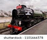 east lancashire railway  bury ... | Shutterstock . vector #1101666578