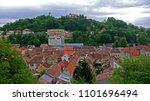 brasov romania stock images.... | Shutterstock . vector #1101696494