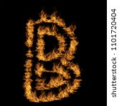 conceptual hot fiery burning... | Shutterstock . vector #1101720404