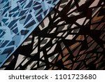 abstract multicolor background... | Shutterstock . vector #1101723680