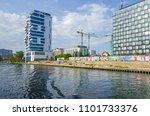 berlin  germany   april 22 ... | Shutterstock . vector #1101733376