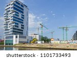 berlin  germany   april 22 ... | Shutterstock . vector #1101733493