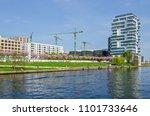berlin  germany   april 22 ... | Shutterstock . vector #1101733646