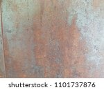 Small photo of Rust on the old car hood. metal rust background
