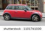vienna  austria   circa april... | Shutterstock . vector #1101761030