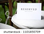 "close up on a white paper card ""... 