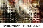 art abstract colorful geometric ... | Shutterstock . vector #1101872060