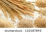 Various Type Of Cereals And...