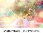 inflatable pool girl hotel girl ...   Shutterstock . vector #1101903848
