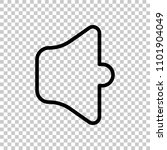 simple volume mute. linear ...