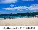 phuket thailand   sep. 4  ... | Shutterstock . vector #1101932330