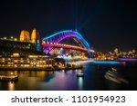 sydney  australia  may 25  2018 ... | Shutterstock . vector #1101954923