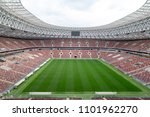 moscow  russia   05.19.2018.... | Shutterstock . vector #1101962270