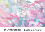 abstract cover template with... | Shutterstock .eps vector #1101967199