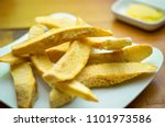 Fried Breadfruit Is A Great...