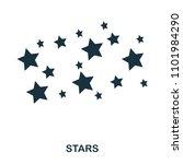 stars icon. flat style icon...