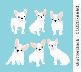 vector illustrations set of... | Shutterstock .eps vector #1102076660
