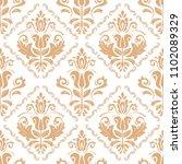 classic seamless vector pattern....   Shutterstock .eps vector #1102089329
