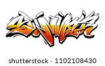 Summer Graffiti Vector Origina...