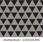 vector seamless pattern. modern ... | Shutterstock .eps vector #1102131344