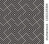 abstract geometric pattern with ... | Shutterstock .eps vector #1102135304