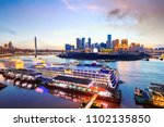 cityscape and skyline of... | Shutterstock . vector #1102135850